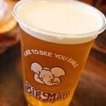 ビッグマン - 生ビール♪