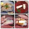 すし 銚子丸 - 料理写真:休み最後に外食。
