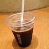 ドトールコーヒーショップ - ドリンク写真:アイスコーヒー220円!