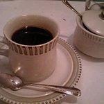 299231 - コーヒー サラダからずっとお皿がお揃い