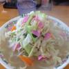 天舟 - 料理写真:野菜が大盛り