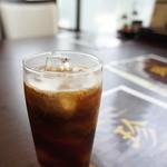 中国料理・珍 - アイスコーヒーを食後に(セット込み)