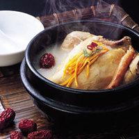 夏の暑気払い【参鶏湯(サムゲタン)】【半鶏湯(ハンゲタン)】