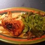 29942246 - 若鶏のオーブン焼き パプリカ風味