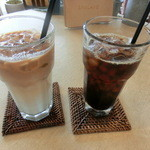 LONCAFE - アイスカフェオレ&アイスコーヒー