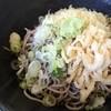 どん作 - 料理写真:冷したぬき500円