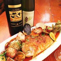 魚介との相性抜群!イタリア全土の白ワインあります!