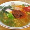 焼肉ミッキー - 料理写真:焼肉ミッキー・濃く濃くラーメン¥680(2014.07)