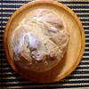 パン工房留久 - 料理写真:カンパーニュ(大) ¥250