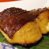 旬の味 たき下 - 料理写真:黒むつの柚香焼
