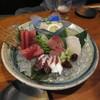 奈加野 - 料理写真:刺身の盛り合せ (2014/08)