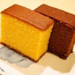 Shououken - 料理写真:カステラ&チョコラーテ