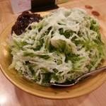 コメダ珈琲店 - かき氷 抹茶小倉練乳 770円