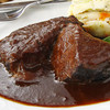 フリゴ - 料理写真:牛肉のシメイビール煮込み