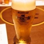 馬桜 - 生ビールはプレモル