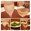 ヴィアデッラ ファッジョーラ 54 - 料理写真:スパークリングと白をいただきました。 おつまみにと出された「オリーブ」も美味しい。^^