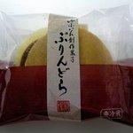由布院 花麹菊家 - ぷりんどらです。