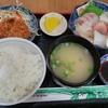 鮮魚 さかい - 料理写真:木・金限定の「刺身定食」をいただきました。