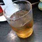 30048907 - めちゃ冷え麦茶 美味い!