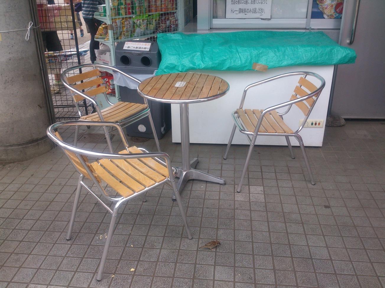 駒沢オリンピック公園 2号売店