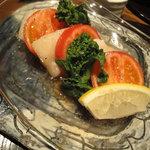 楓 - トマトとホタテ