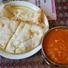 インディアンダイニング&バー ナマステ - 料理写真:スペシャルランチセット(プラウンカレー、チーズナン)
