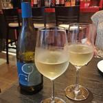 ミルコローネ - 冷え冷え〜サンレモの白ワイン