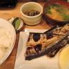 ながしま磯とり料理 - 料理写真:焼魚定食780円