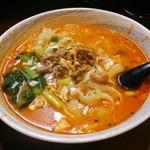 蒲田刀削麺 - 四川風坦坦刀削麺