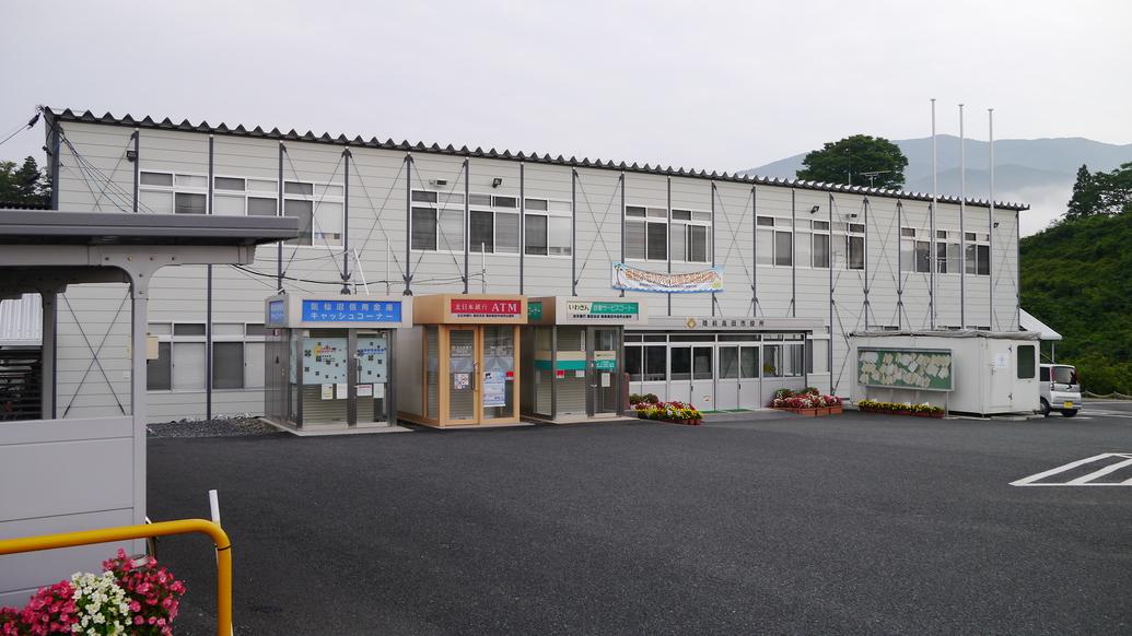 セブンイレブン 陸前高田市役所前店