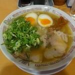 30060570 - 煮卵 中華そば 並