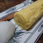 空海 - 甘海老出汁の玉子焼き(750円)