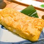 ワインカフェ 月 - 焼きたて出汁巻き玉子 (コース)