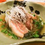 ワインカフェ 月 - 豚の和風出汁角煮  (コース)