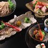 深大寺 水神苑 - 料理写真:会席・神水