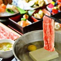 ■ 名物 柚子炊きつゆしゃぶしゃぶ