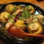 シェアーズ キッチン - マッシュルームのアヒージョ