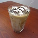 茶るら - アイスカフェモカ(320円)