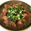 細川 - 料理写真:肉肉うどん