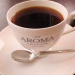 アロマコーヒーカフェ -