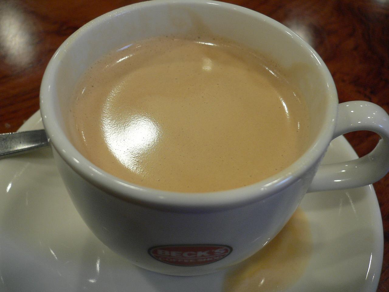 ベックスコーヒーショップ 熊谷店