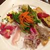 イタリア料理 ビスボッチャ - 料理写真:前菜の盛合せ
