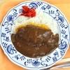 東洋大学 学生食堂 - 料理写真:ポークカツカレー¥410