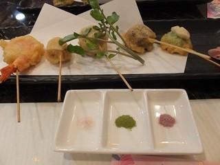 北新地 松 - 串天ぷら