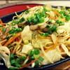 醍醐 - 料理写真:ネギポン焼きそば(通常500円)