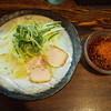 つけ麺本舗 辛部 - 料理写真:定番つけ麺(7辛)