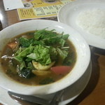 伽哩本舗 - スープカレー