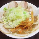 麺工房 武 - チャーシューラーメン(930円)