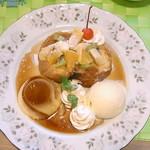 カフェ irodori - プリンアラモード・フレンチトースト¥800(税別)☆♪