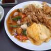 大阪飯店 - 料理写真:中華定食